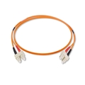FO OM1 Multimode Patch Cables 62.5µm LSZH